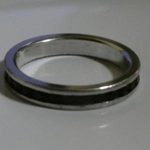 指輪、見つかった(#^.^#)