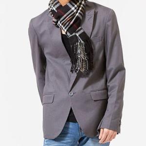 【春のコーディネート】テーラードジャケット/Tシャツ/パンツ (3点) 商品番号 C9366