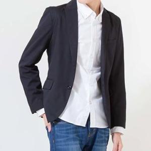 【秋のコーディネート】テーラードジャケット/シャツ/Tシャツ/パンツ (4点)