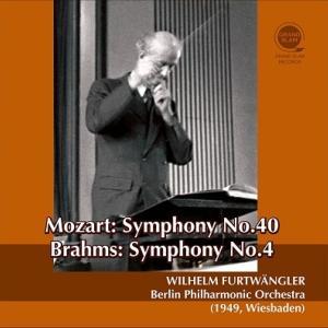 フルトヴェングラー モーツァルト&ブラームス交響曲 1949
