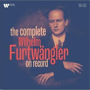 フルトヴェングラー正規レコード用録音集大成より