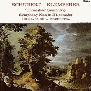 クレンペラー シューベルト交響曲選集