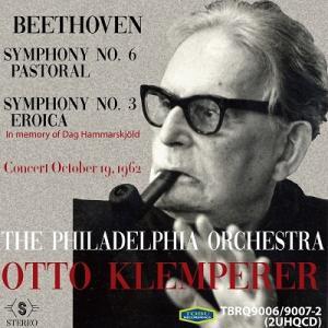 """クレンペラー&フィラデルフィア管 ベートーヴェン 交響曲第6番""""田園"""""""