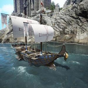 エフェリア軽帆船を作る事にしました【大洋の時代-準備編】