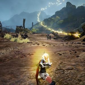 気球に乗って空の旅~バレンシア~ルード硫黄鉱山で頑張ってきた【黒い砂漠冒険日誌161】