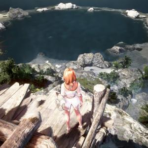 オーキルアの景色に見とれながらも依頼はこなしてきました【黒い砂漠冒険日誌354】