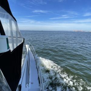 海の日クルージング