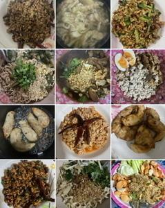 タイ人の食事