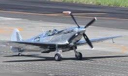 ★WW2の名機スピットファイア飛来 ゼロ戦など名戦闘機特集!