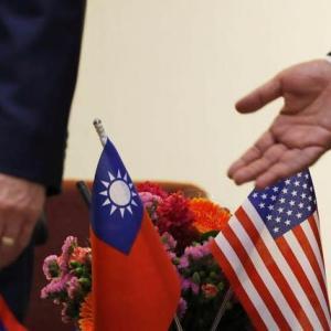 米国上院】台湾支持法案可決 一方で中共軍の台湾進攻想定訓練を見る