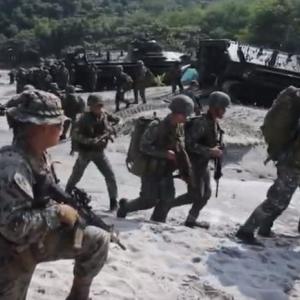 カマンダグ19 水陸機動団 米海兵隊 フィリピン/比海兵隊共同訓練など
