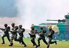 ★陸自第1師団とインド軍との共同訓練ダルマガーディアン2019と国内訓練など