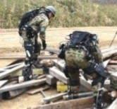 災害復旧】日本で開発中の高機動パワードスーツ【輸送