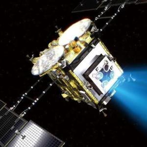 はやぶさ2 リュウグウを出発 更に最新の防衛用赤外線センサなど 宇宙関連記事