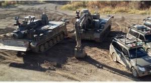 生物,化学兵器から放射能まで対応するCBRN対応車両など 開発中の防毒装備
