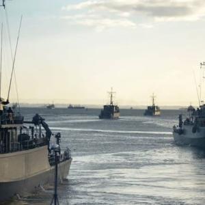 ☆海上自衛隊による伊勢湾での 大規模な掃海訓練 画像多め