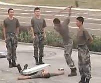 ☆見せしめ】 中国とロシアで軍に逆らった者への苛烈な処分