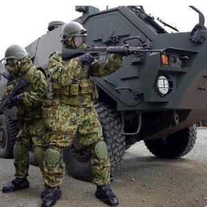 ☆核兵器,生物兵器】NBC偵察車など 自衛隊の最新装備【化学兵器への備え