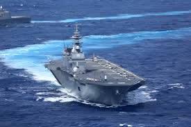 ☆いずも 多目的艦への改修と未来の動力 燃料電池について