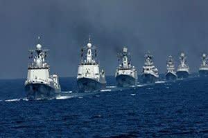 中国の海洋進出とプロパー戦略