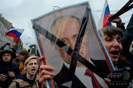 ☆落ち目プーチン】 平和条約に北方領土の明記無し【経済も支持率もジリ貧