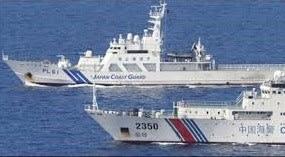 ☆中国艦船 長時間日本領海を侵犯する また漁船追跡の緊迫した様子も分かる