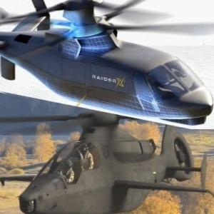☆アメリカ軍次期攻撃偵察ヘリ候補 ベルインビクタスとシコルスキーレイダーXを見る