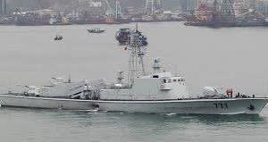 ☆尖閣周辺海域に中国海軍のミサイル艇が展開 目標は海自艦艇か