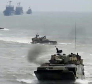 ☆中国軍 台湾支配下の東沙島侵攻演習実施宣言 南沙要塞島にも対空ミサイル配備