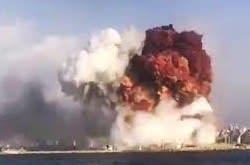 ☆ベイルート大爆発は核出力1kt以上 天津爆発の2倍以上の爆発力か!?