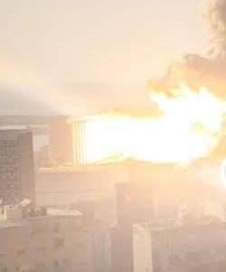 ☆レバノンでクーデター騒ぎ また大爆発事故は戦術核弾頭レベルか