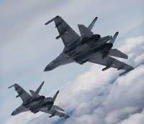 ☆日本弔問団や米高官が訪台 一方 中国は戦闘機を中間線を越えさせる