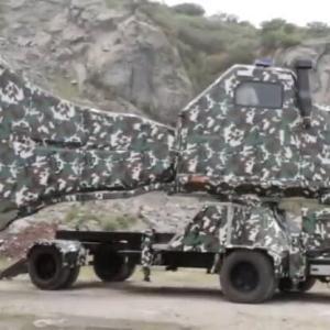 ☆対中国境地帯にインド軍のトンネル完成