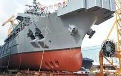 おわらい】 韓国海軍を象徴するような救難艦 統営ソナー騒動