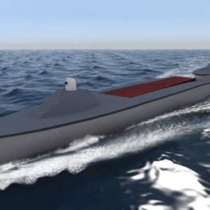 ☆これが未来の海軍の姿? 開発中のSeaTrain/海上列車構想