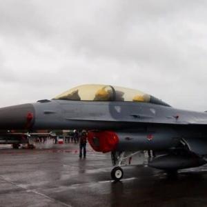 ☆台湾空軍のF16戦闘機が墜落 原因は空間失調症か? 更に中共がフェイク拡散