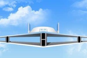 ☆日米の次世代の航空機 米/ハイブリッドエンジン機 日本/超音速複葉機