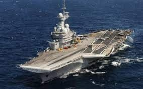 ☆中共に衝突間近まで接近されて怒りのフランス 今度は原子力空母投入か