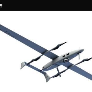 ☆イスラエル初のユニークなVTOL-UAV ThunderB-VTOL