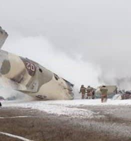 ☆ロシア旅客機An-26墜落全員死亡 ここ一週間で3機も墜落 これは・・)