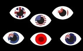 ☆中共さんがファイブアイズはスパイ同盟だから参加するなと顔真っ赤で迫る