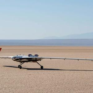 ☆米空軍が開発中の新型無人機X-56Bが墜落した模様