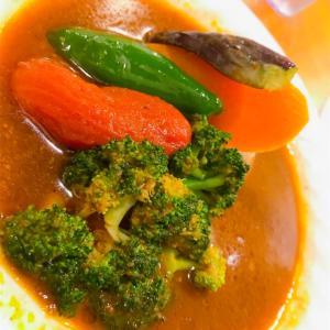 スープカレーカムイのチキン野菜カレー🍛