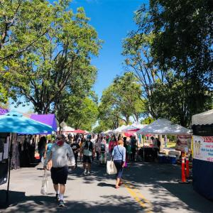 Santa Clara/サンタクララ  ファーマーズマーケット
