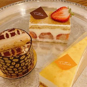 """【ベイエリア】フランス系のケーキ屋さん """"Cocola"""""""