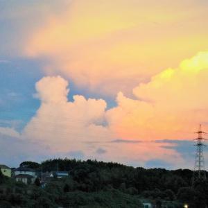長崎街道の夕まぐれ
