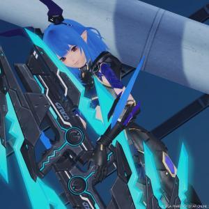 【NGS】戦闘服系⑤エアリオヴァルキス[Ba]
