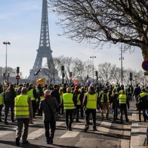 リポート:黄色いベスト運動は人類の新しい未来へのターニングポイント