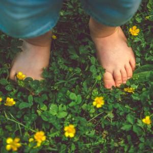 子供にとって自然の恩恵