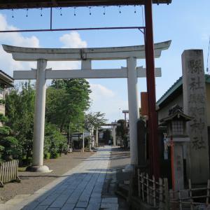 式内社・健田須賀神社(たけだすがじんじゃ)